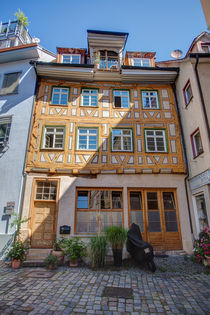 Half-timbered house in Esslingen von safaribears