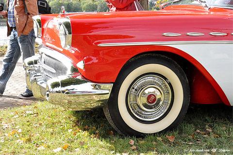 Buick-vorn