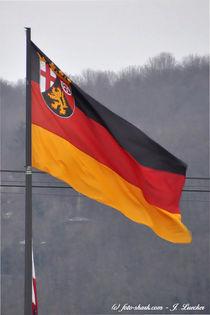 Deutsche Flagge von shark24
