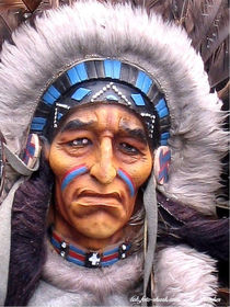 Indianer Sitting-Bull by shark24