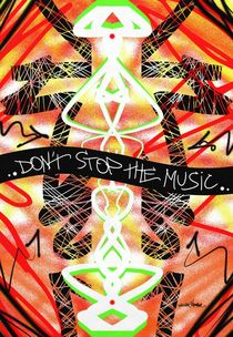 Don't Stop The Music von Vincent J. Newman
