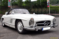 Mercedes 300SL Roadster von shark24
