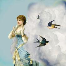 Cloud Cover von Sherri Leeder