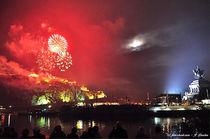 Feuerwerk Rhein in Flammen von shark24