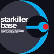 STAR WARS STARKILLER BASE von carabarts