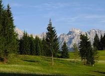 Werdenfelser Land - Bayern von Peter Bergmann