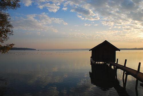 Ammersee-hutte