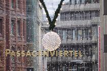 Weihnachtszeit in Hamburg von Marc Heiligenstein