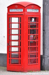 englische Telefonzelle von shark24