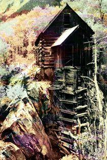 Old Crystal Mill von Paula Ayers