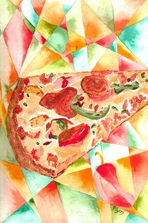 Pizza Pizza von Paula Ayers