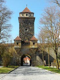 Galgentor in Rothenburg ob der Tauber von gscheffbuch