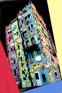 Rizzi-Haus in Braunschweig by Dieter Greubel