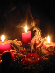 Geist der Weihnacht von Angelika  Schütgens