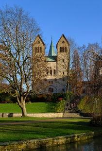 Abdinghofkirche Paderborn.. von Wladimir Zarew