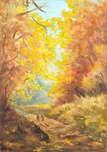 Herbst von Lieselotte Finke-Poser