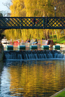 Cambridge Weir by Andrew Michael