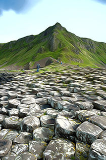 'Giants Causeway' by Andrew Michael