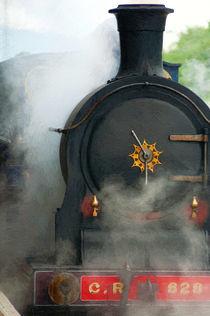 Steam-engineoil