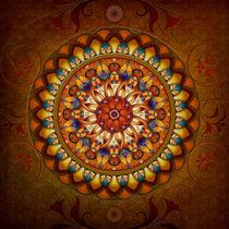Mandala Ararat V1 by Peter  Awax