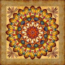 Mandala Ararat V2 by Bedros Awak