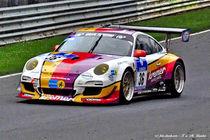 Porsche RSR 24h-Rennen, Nürburgring by shark24