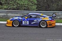 Porsche beim 24h-Rennen, Nürburgring von shark24