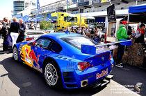 Oldtimer-Grand-Prix, Fahrerlager, BMW von shark24