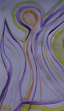 Engel der Sehnsucht  von Art of Irene S.