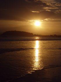 Sunrise Santander von Tricia Rabanal