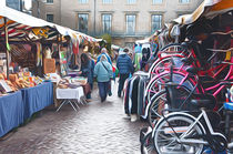 Cambridge Market von Andrew Michael