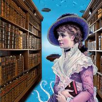 Submarines in the Library von Sherri Leeder