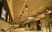 Wilshire/Normandie Metro Station by Eric Havard