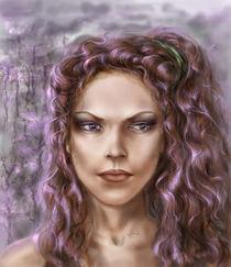 Girl from the constellation of Aldebaran von zvezdochka