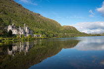 Kylemore Abbey by Andrew Michael