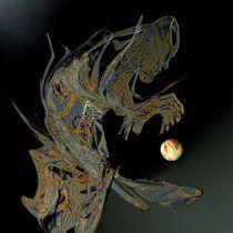 The dribbler by Helmut Licht
