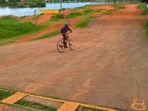 Practicing on the track. von Renato Viana