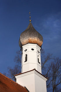 Sankt Mauritius in Seehausen bei Murnau by lizcollet
