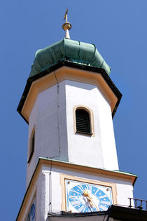 Maria-Hilf-Kirche in Murnau von lizcollet