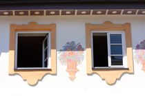 Fenster im Blauen Land von lizcollet
