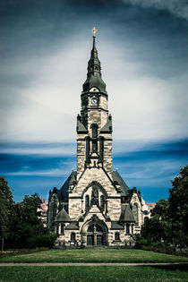 Michaeliskirche Leipzig von Roland Hemmpel