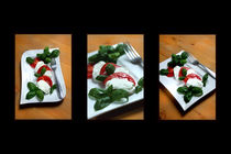 Collage mit Caprese by lizcollet