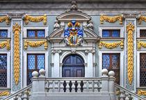 Handelsbörse Leipzig I von Roland Hemmpel
