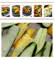 Antipasti und Fächerkartoffeln von lizcollet