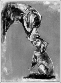 '~ Motherly Love ~' von Sandra Vollmann