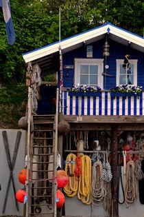 Ostseehütte by Annette Freudling