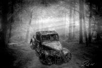 Dark Car by Rolf Schweizer