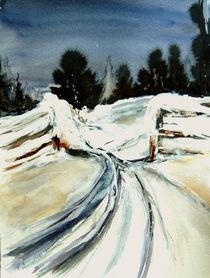 Es war einmal - Winter in Niederbayern by Chris Berger