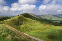 Rushup Edge, viewed from Mam Tor by Rod Johnson