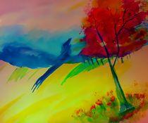 spring tree von Maria-Anna  Ziehr